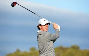 Rory McIlroy during practice day two for the 2013 Open Championship at Muirfield Golf Club, East Lothian