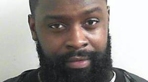 Andy Anokye has been jailed for 24 years for multiple counts of rape (Avon and Somerset Police/PA)