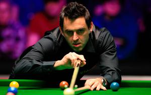 Resilience: Ronnie O'Sullivan showed his grit to progress at The Masters