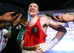 Paddy Barnes has been made an MBE
