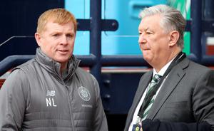 Manager Neil Lennon and chief executive Peter Lawwell are dead men walking at Celtic.