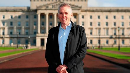 Retired: David Sterling stepped down as head of the Civil Service last August
