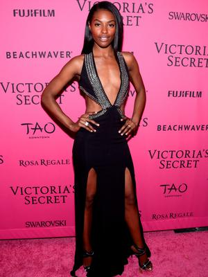 NEW YORK, NY - NOVEMBER 10:  Sharam Diniz attends the 2015 Victoria's Secret Fashion After Party at TAO Downtown on November 10, 2015 in New York City.  (Photo by Grant Lamos IV/Getty Images)