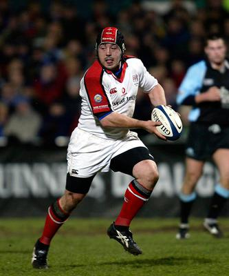 Former Ulster hooker Paul Shields (INPHO/Andrew Paton)