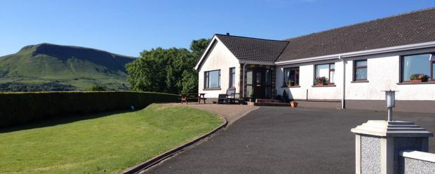 8. Cullentra House, Cushendall. Rating 89.93. Avg room rate £58