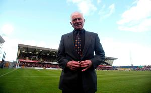 Northern Ireland and Manchester United legend Harry Gregg