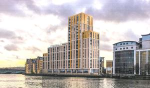 What the building could look like amid the current plans