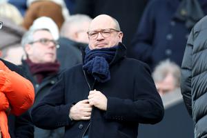 Newcastle managing director Lee Charnley says Mike Ashley remains committed to a sale (Owen Humphreys/PA)