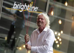 Richard Branson, of Virgin Group (AP/Lynne Sladky, File)