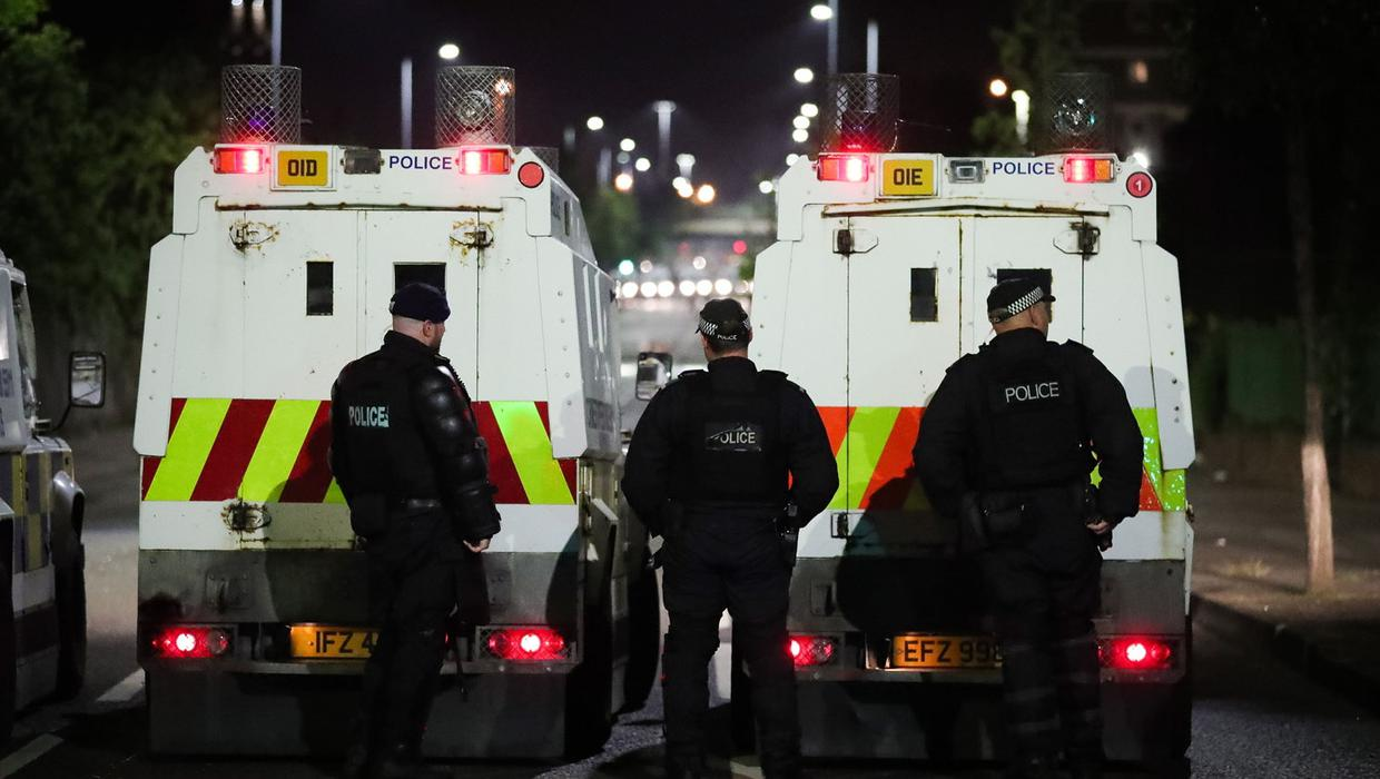 Young people in north Belfast attacks 'will be brought before courts', police say
