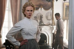 Steely resolve: Nicole Kidman as the headmistress in The Beguiled