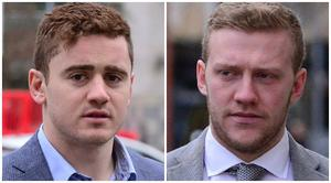Jackson and Olding both deny all the charges against them.