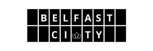 """New Belfast logo suggestions - submitted by Joseph Johnston - """"It's a pity how 'they' (big wigs) perceive 'our' (everyone's) city. Belfast is new, creative but classical with a dark history.  The city deserves a logo that resonates with the people, like the streets that line it and give it its character."""""""