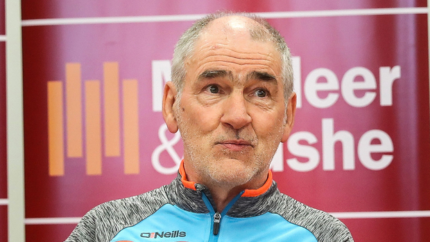 Ulster clash: Mickey Harte is hoping for big crowd
