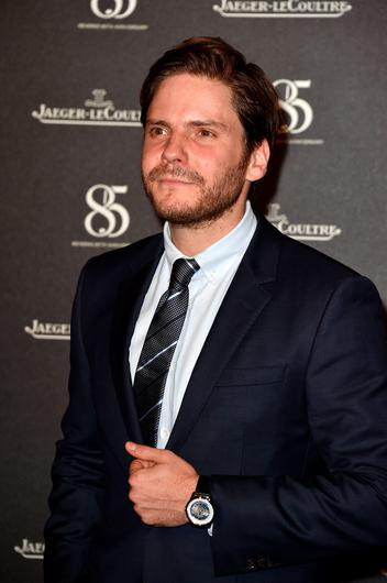 VENICE, ITALY - SEPTEMBER 06:  Daniel Bruhl wearing a Jaeger-LeCoultre watch attends a gala dinner hosted by Jaeger-LeCoultre celebrating The Rendez-Vous Collection at Arsenale during the 73rd Venice Film Festival on September 6, 2016 in Venice, Italy.  (Photo by Pascal Le Segretain/Getty Images for Jaeger-LeCoultre)