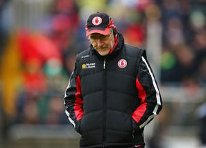 Down the years: The many faces of Mickey Harte