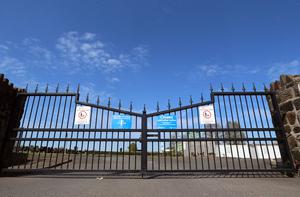 The Executive has agreed that cemeteries in Northern Ireland will reopen PICTURE BY STEPHEN DAVISON