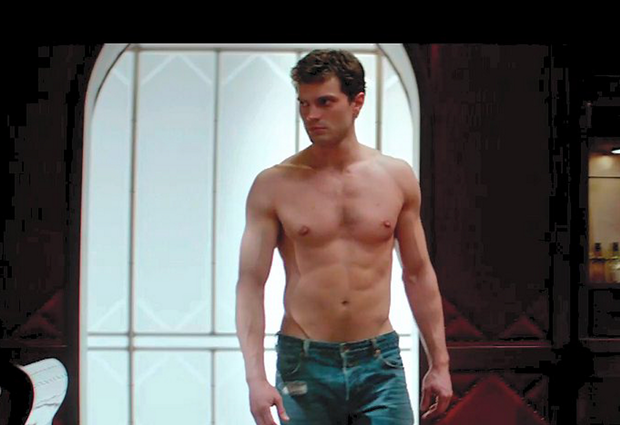 Magazine confirms what we already know... Fifty Shades ...