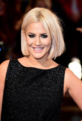 Caroline Flack was known for presenting Love Island and the X Factor (Ian West/PA)