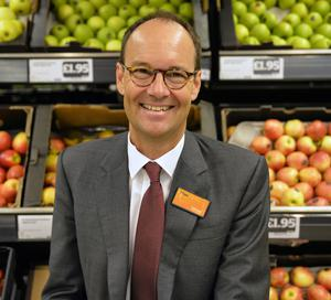 Sainsbury's chief executive Mike Coupe (Sainsbury's/PA)