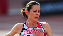 In the running: Jo Pavey