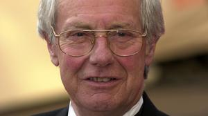 TV presenter and film critic Barry Norman hosted the show for more than two decades (Toby Melville/PA)