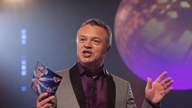 Graham Norton will be commentating as the results of Eurovision 2018 come in.