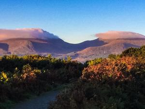 This was taken on October 2016 at Murlough reserve. Where the mountains of Mourne sweep down to the sea. Submitted by Deborah Anderson from Lisburn