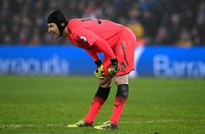 Testing time: Petr Cech knows fans are growing weary