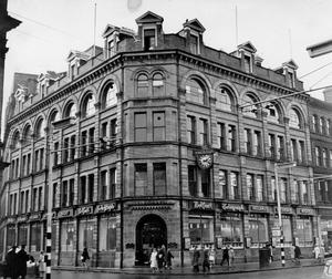 Belfast Telegraph:Building/Royal Avenue.