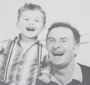 Harry with his son John