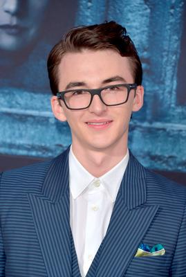 """HOLLYWOOD, CALIFORNIA - APRIL 10:  Actor Isaac Hempstead Wright attends the premiere of HBO's """"Game Of Thrones"""" Season 6 at TCL Chinese Theatre on April 10, 2016 in Hollywood, California.  (Photo by Alberto E. Rodriguez/Getty Images)"""