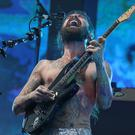 Simon Neil of Biffy Clyro (Andrew Milligan/PA)