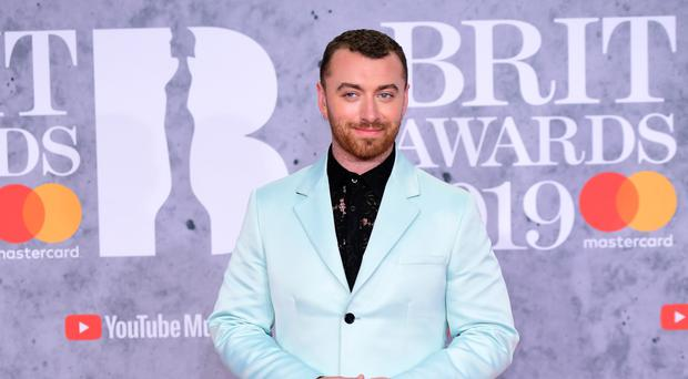 Sam Smith asked fans to refer to them using the pronouns they/them, six months after coming out as non-binary (Ian West/PA)