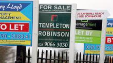 House prices in Northern Ireland have risen by 3.1%