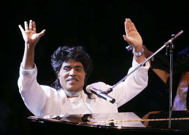 Little Richard stopped performing live in 2002 (Ed Betz/AP)