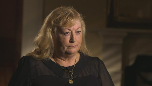 Patrick McVeigh's daughter Patricia, who was one of the people killed by the Military Reaction Force (MRF) in the early seventies according to BBC Panorama investigation.