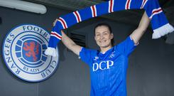 Northern Ireland international Demi Vance has joined Rangers.