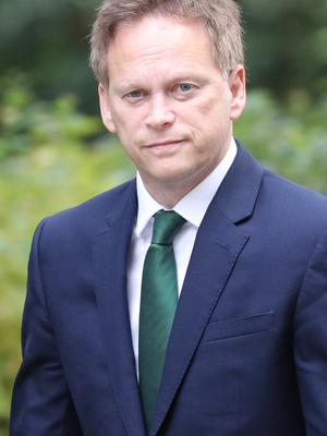Grant Shapps has previously said the Northern franchise will end within months (Jonathan Brady/PA)