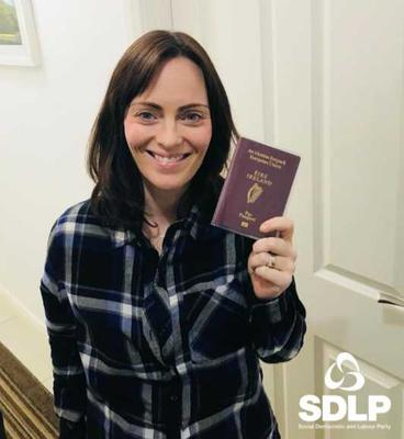 SDLP deputy leader Nichola Mallon is supporting the campaign.