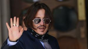 Johnny Depp's libel action against The Sun newspaper is continuing at the High Court in London (Yui Mok/PA)