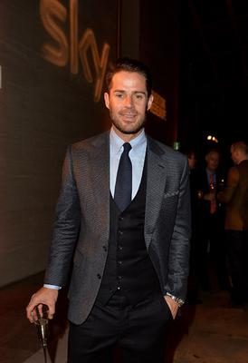 LONDON, ENGLAND - MARCH 23:  Jamie Redknapp attends the Sky Red Carpet Dinner during Advertising Week Europe on March 23, 2015 in London, England.  (Photo by Anthony Harvey/Getty Images for Advertising Week)
