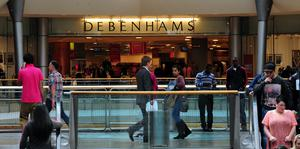 Debenhams in Birmingham's Bullring is one site that will be transformed by Next (Rui Vieira/PA)