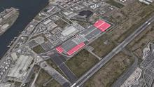 What the new addition to Bombardier's Belfast base could look like