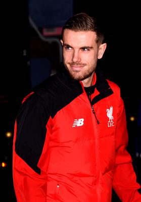 SUNDERLAND, ENGLAND - DECEMBER 30:  Jordan Henderson of Liverpool arrives for the Barclays Premier League match between Sunderland and Liverpool at Stadium of Light on December 30, 2015 in Sunderland, England.  (Photo by Stu Forster/Getty Images)
