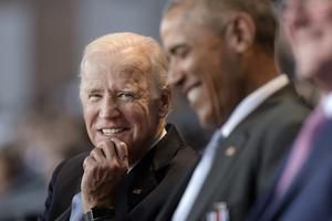Joe Biden with Barack Obama (Susan Walsh/AP)