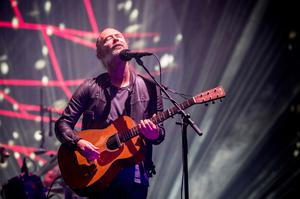 Classic revisited: Radiohead's Thom Yorke on stage