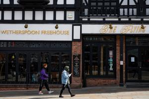 The pubs sector has been particularly hard hit from the lockdown, with 1m workers in the shuttered sector (Jacob King/PA)