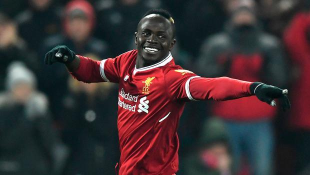 Craving more: Sadio Mane wants to add to his 19 goals so far