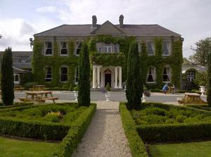 A bomb was found in the car park of the Finnstown Country House Hotel. Pic Trip Advisor
